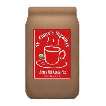 St. Claire's Organics® Cherry Hot Cocoa Mix, 12 oz Bag