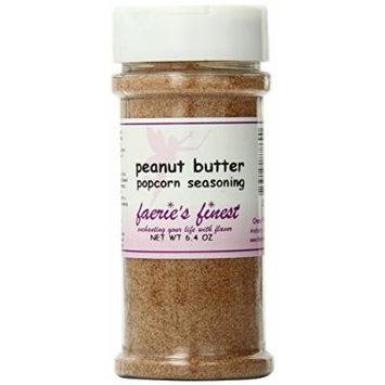 Faeries Finest Popcorn Seasoning, Peanut Butter, 6.40 Ounce