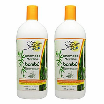 Silicon Mix Bambu Shampoo 36oz