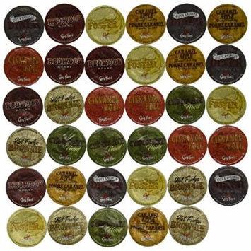 35-count Guy Fieri Sampler of Single Cup Coffee for Keurig® Brewers