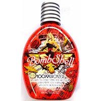 Bombshell Tanning Bed Lotion 100x Hot Tingle Bronzer 400 Ml 13.5 Oz Bottle