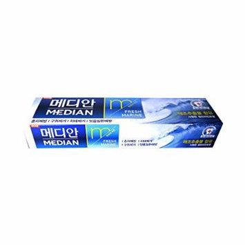 Amore Pacific Median Fresh Marine Toothpaste 3.17oz/90g