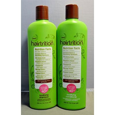 Zotos Hairtrition Bodifying Shampoo and Conditioner Set 10.1 oz (2 pack)