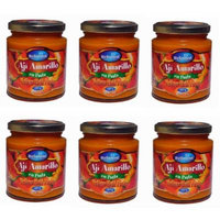 Belmont Aji Amarillo Hot Yellow Pepper Paste 8oz - 6 Pack
