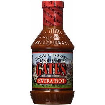 Gates Extra Hot Bar-B-Q Sauce - 2 Pack