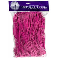 SuperMoss (30055) Raffia, Hot Pink, 8oz