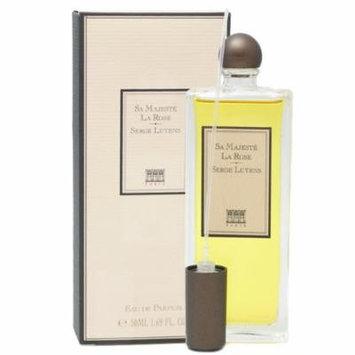 Serge Lutens Sa Majeste La Rose Eau De Parfum Spray for Women, 1.7 Ounce