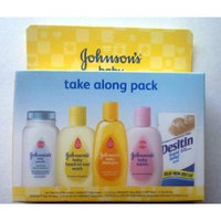 Johnson's Baby Take Along Pack (pack of 2)