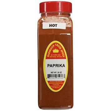 Marshalls Creek Spices X-Large Size Paprika, Hot, 20 Ounces