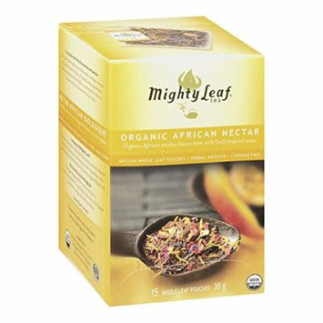 Mighty Leaf Tea, Organic African Nectar--(Pack of 6)