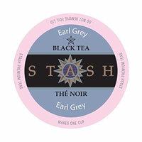 Stash Tea, Earl Grey Tea Single-Cup Tea, 40 Count