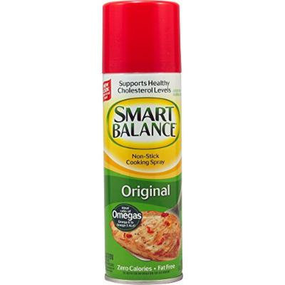 SMART BALANCE COOKING SPRAY NON STICK ORIGINAL 6 OZ