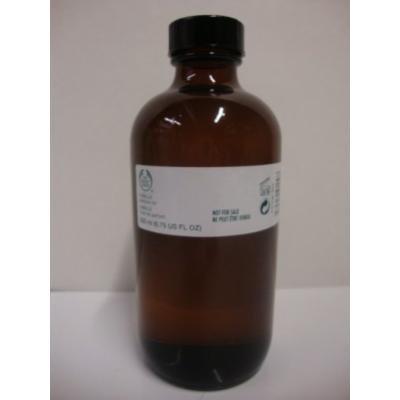 The Body Shop LARGE 200 Ml. VANILLA perfume oil