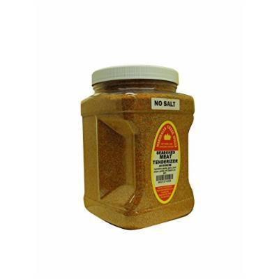 Marshalls Creek Spices Family Size Seasoned Meat Tenderizer No Salt Seasoning, 44 Count