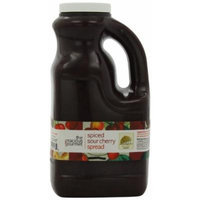 The Gracious Gourmet Spiced Sour Cherry Spread, 76-Ounce