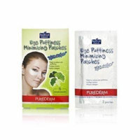 Purederm Botanical Choice Eye Puffiness Minimizing Patches - Ginkgo Dark Circle Eye Treatments