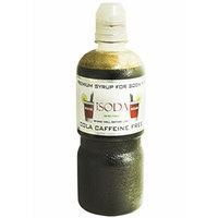 iSoda Premium Italian Soda Mix - 16.9 fluid ounces - Cola Caffeine Free