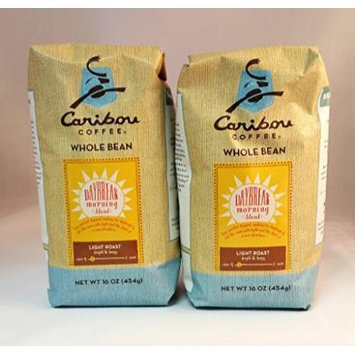 Caribou Coffee Whole Bean Daybreak Morning Blend