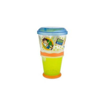 Diego EZ-Freeze Cereal On The Go Container w/Spoon
