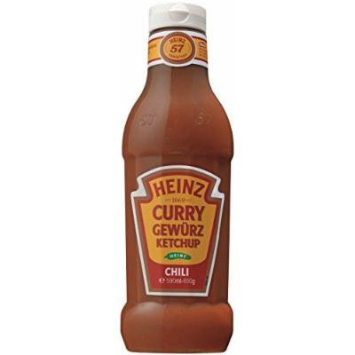 Heinz® Curry Gewurz Ketchup Chili From Germany