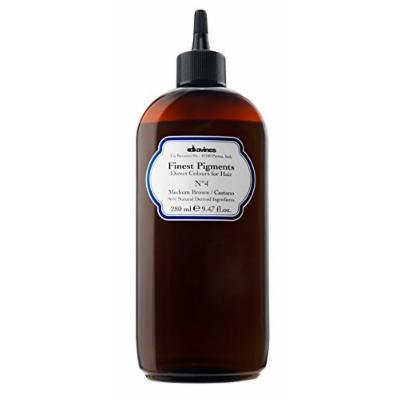 Davines Finest Pigments Hair Color 9.47 Oz - #4 Medium Brown