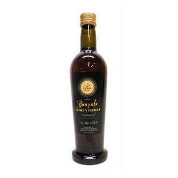 Banyuls Wine Vinegar - Imported From France, 16.9-ounce Bottle (2 PACK)