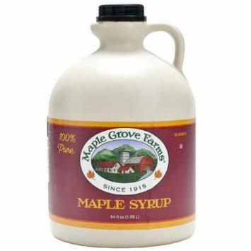 Maple Grove Farms 100% Pure Maple Syrup, 64 Ounce