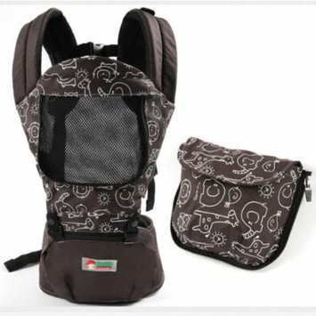 Coffee Top Baby Sling Toddler Wrap Rider Baby Backpack