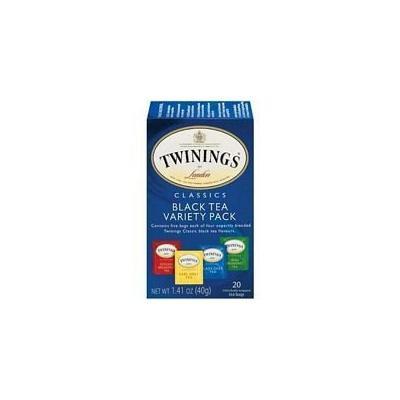 Twinings Tea Variety Pack 20 Bag - (Pack of 6) - Pack Of 6