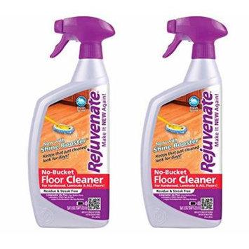 Rejuvenate No Bucket Floor Cleaner - 2 Pack
