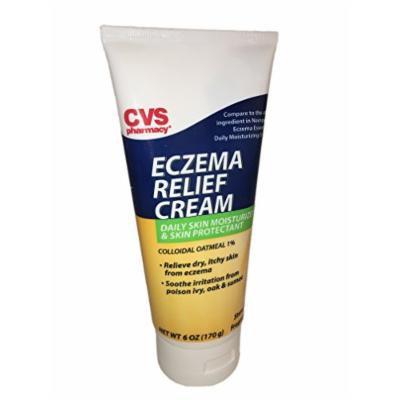 CVS Eczema Relief Cream, 6oz