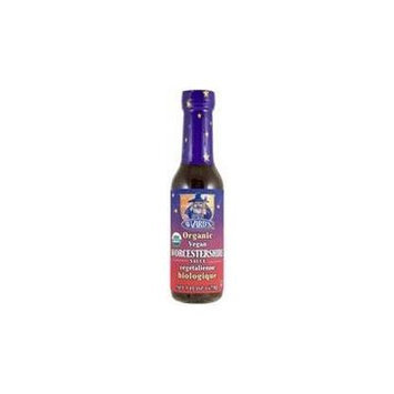 The Wizard's Organic Gluten Free Vegan Worcestershire Sauce (Pack of 12)