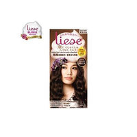 Kao Japan liese Prettia Bubble Hair Color Dying Kit - Classic Chocolate