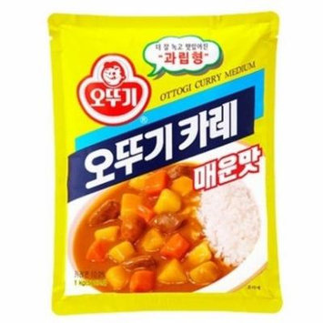Ottogi Curry Powder 3.52 Oz 10 Pack Combo (Spicy)