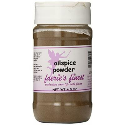 Faeries Finest Ground Allspice, 4.00 Ounce