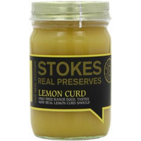 Stokes - Real Preserves - Lemon Curd - 454g