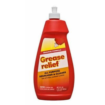 Grease Relief All Purpose Kitchen Degreaser & Cleaner 22 Oz (Single)