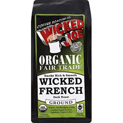 Wicked Joe Coffee Coffee Ground Dark Roast