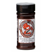 Crawdad's Classics BBQ Seasoning and Rub- Diabetic Friendly - Gluten Free - BOLD Taste!
