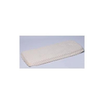 Minky Dot Changing Pad Cover color Cream