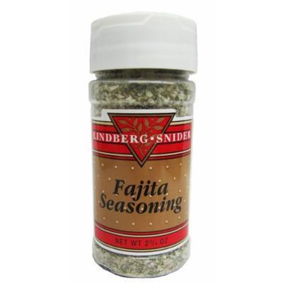 Lindberg Snider Fajita Seasoning 2.75 oz.