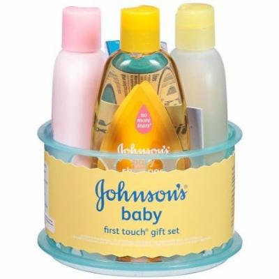 Johnsons First Touch Gift Set