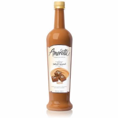 Amoretti Premium Crema Di Salted Caramel Syrup, 25.4 fluid Ounce