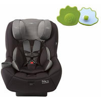 Maxi-Cosi Pria 70 Convertible Car Seat with Easy Clean Fabric PLUS Seat Belt Buckle Release Aid, Total Black