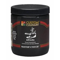 Custom Culinary Master's Touh Concentrate, Sauce, Alfredo, 13.6 Ounce