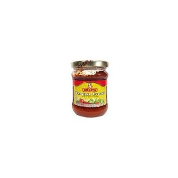Sambal Terasi (Blacan Chili Relish) - 7.05oz [Pack of 1]