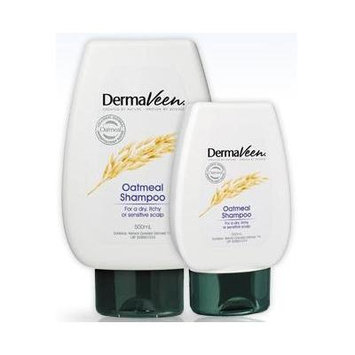 DermaVeen Oatmeal Shampoo 250ML by default