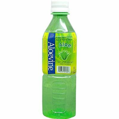 Aloevine: Original Aloe Drink 16.9 Oz (10 Pack)