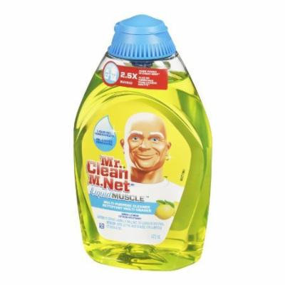 2 Pk, Mr. Clean Liquid Muscle Gel Concentrate - Crisp Lemon 16 Fl. Oz. (16 fl oz)