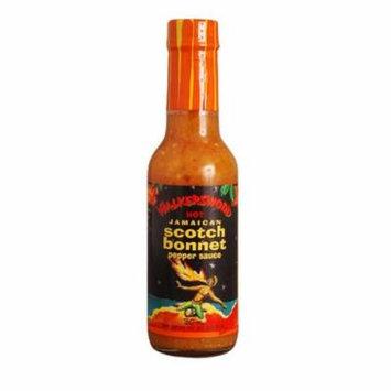 Walkerswood Scotch Bonnet Hot Sauce, 5-Ounce Bottles (Pack of 6)